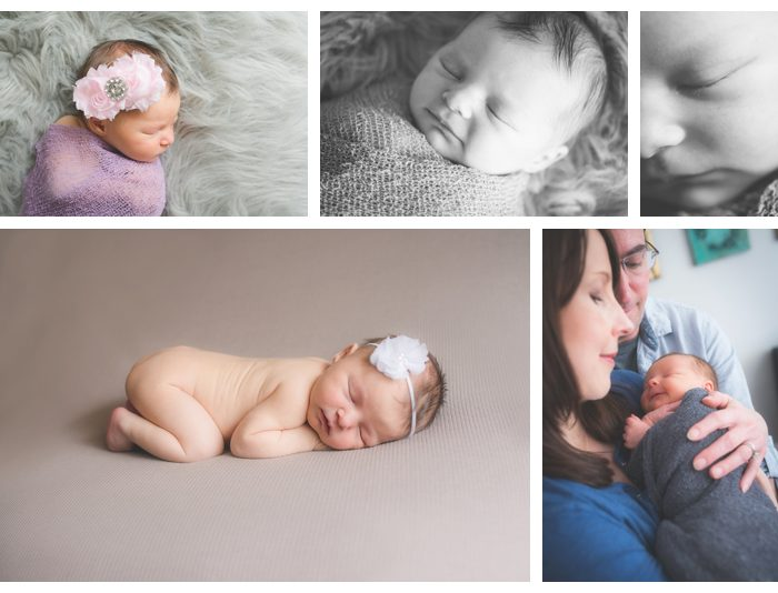 Perfect Newness | A Newborn Photography Session