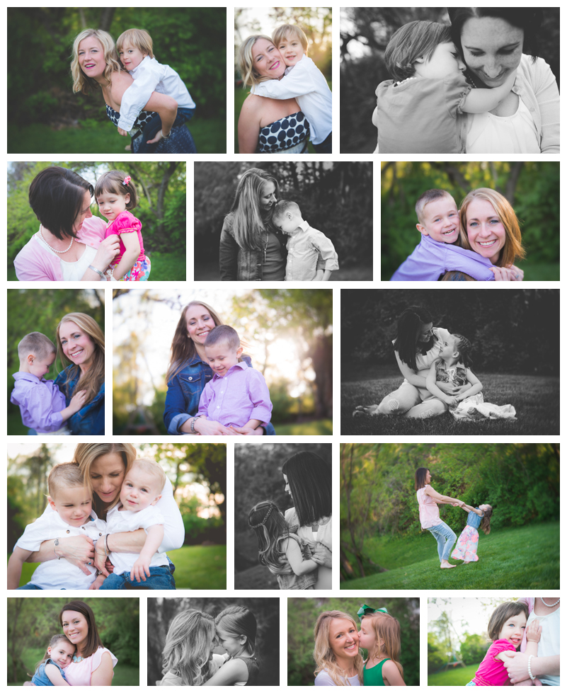 Mother's Day Mini Sessions