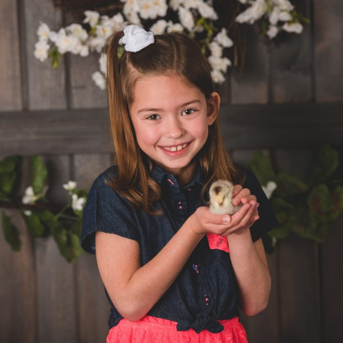 Edwardsville Easter Mini Sessions
