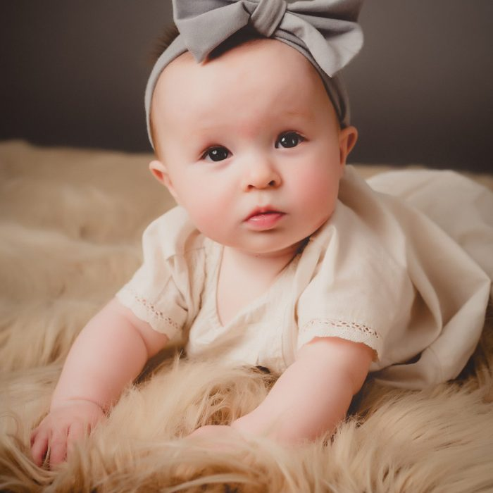 6 Month Photo Shoot - St. Louis Children Photographer