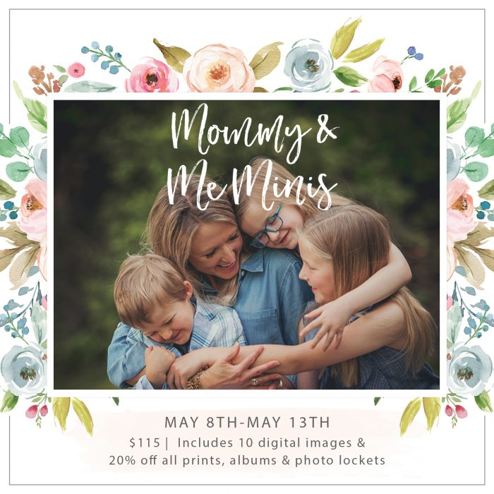St Louis Mother's Day Mini Sessions