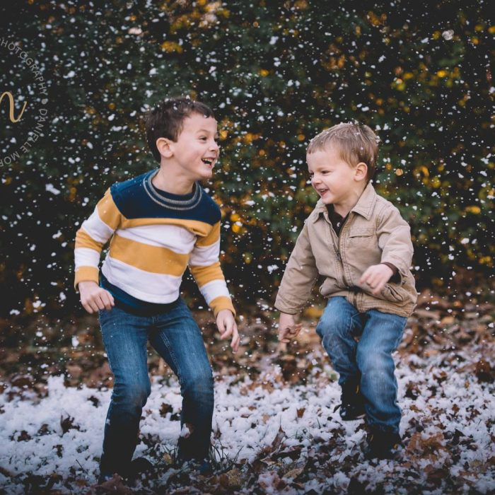 Snow Mini Sessions - Edwardsville, IL