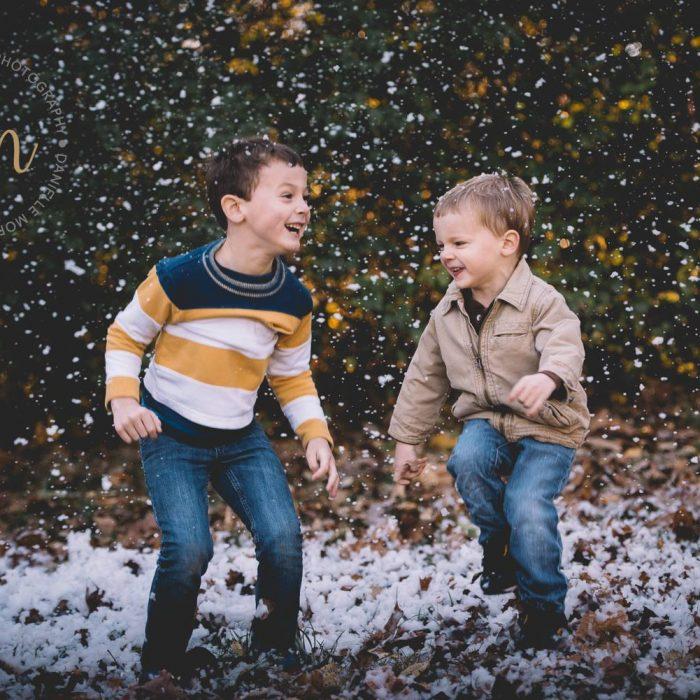 Snow Mini Sessions - Edwardsville, IL