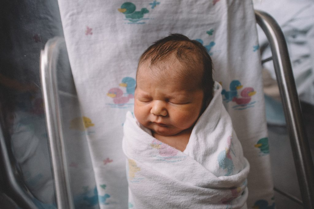 anderson hospital newborn photos