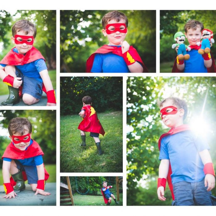 Superhero Mini Sessions
