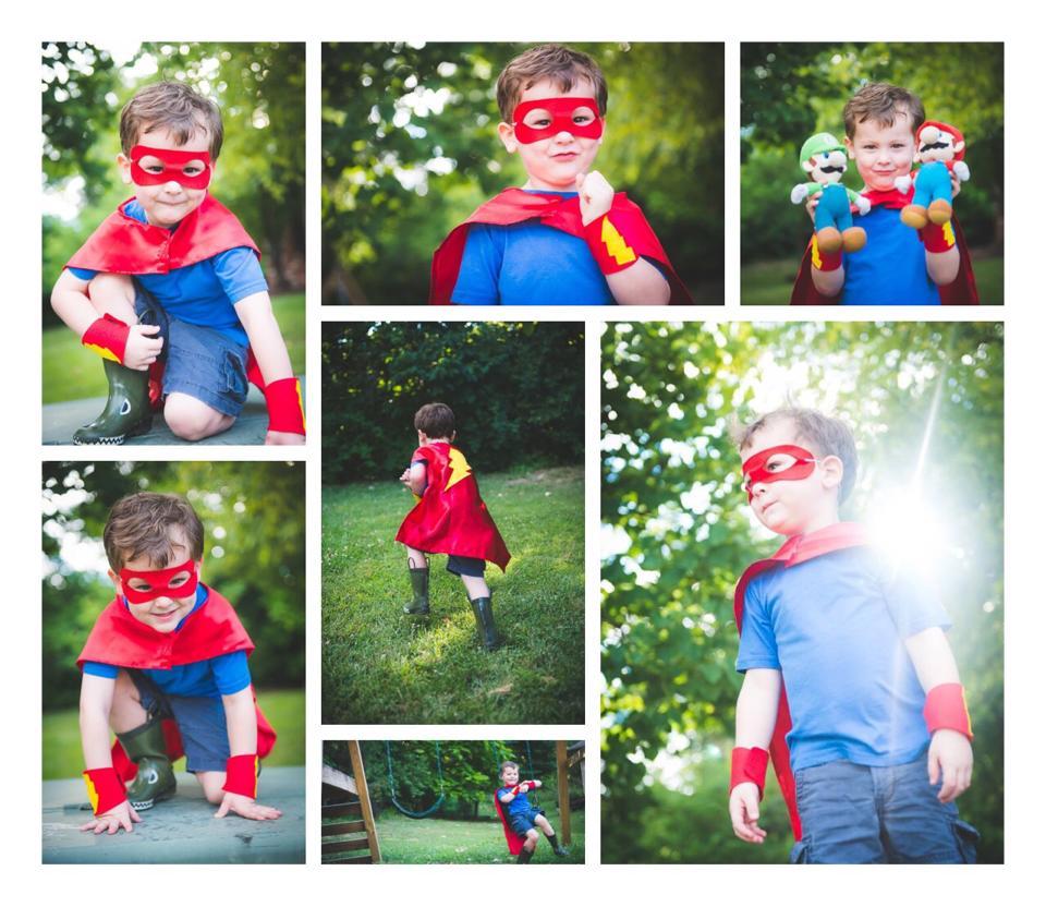 Superhero Mini Sessions