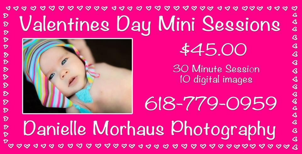 valentines day mini sessions
