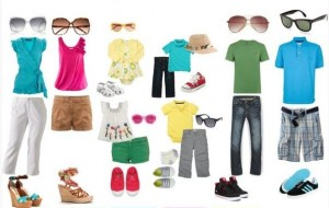 what to wear summer